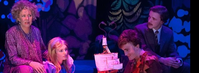 BWW Reviews: PETER AND ALICE Brings the Real and Fictional Peter Pan and Alice in Wonderland Together