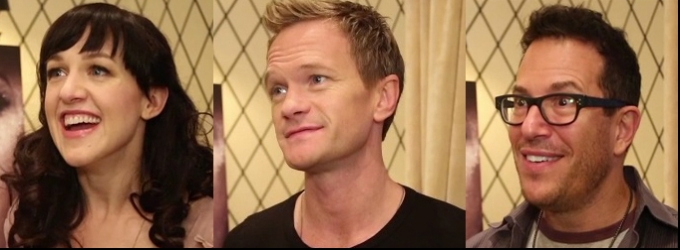 BWW TV: Neil Patrick Harris and HEDWIG AND THE ANGRY INCH Company Meets the Press!