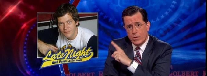 VIDEO: Stephen Colbert, Jon Stewart Comment on LETTERMAN Replacement News