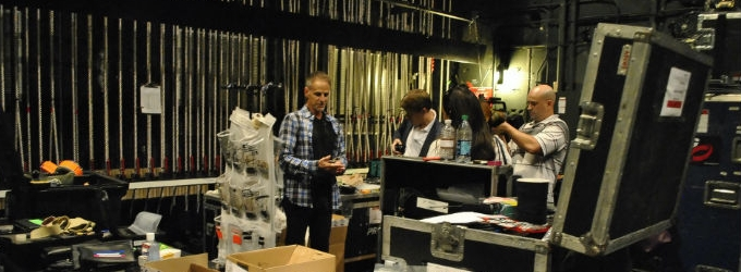 Photo Coverage: Take a Backstage Look at CHICAGO!