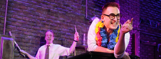 BWW Reviews: MURDER FOR TWO Follows Protocol at Temple Of Music And Art