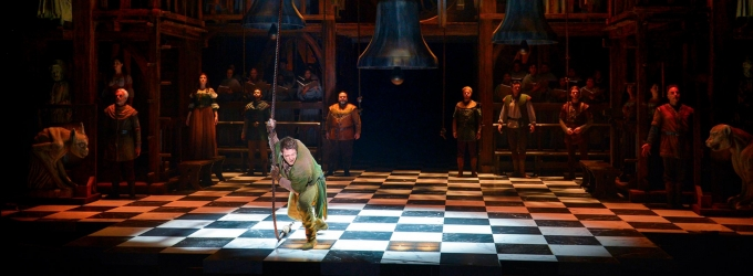 HUNCHBACK at Paper Mill