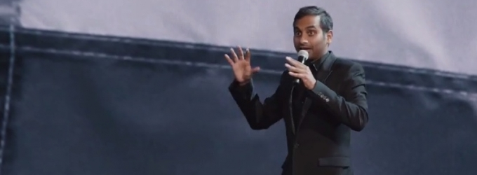 Sneak Peek - Aziz Ansari on Netflix