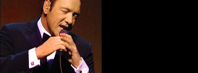 Tickets Now On Sale For KEVIN SPACEY: IN CONCERT, 9/29