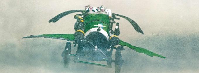 Ian Fleming's CHITTY CHITTY BANG BANG: THE MAGICAL CAR Celebrates 50th Anniversary, Today