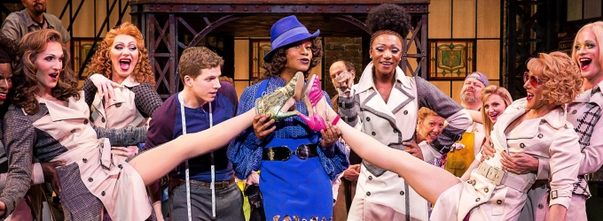Everybody Say Yeah for Billy Porter - Ten Reason's to Love Broadway's Ultimate Powerhouse!