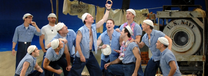 Branch Fields to Star in Drayton Entertainment's South Pacific