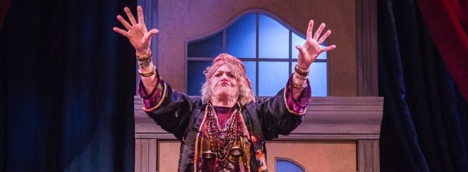 BWW Reviews: There's a Lot of Fun in Artists Rep's BLITHE SPIRIT...If You're Willing to Wait