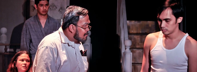 Photo Coverage: First Look at DEATH OF A SALESMAN by Tanghalang Pilipino