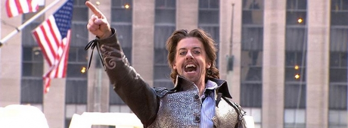 Christian Borle & Cast of SOMETHING ROTTEN Perform on 'Today'!