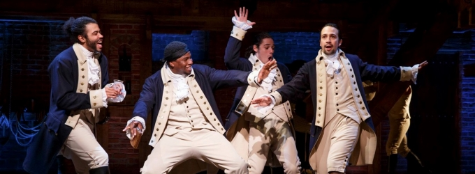 Track List Revealed for HAMILTON Cast Recording; Available for Pre ...