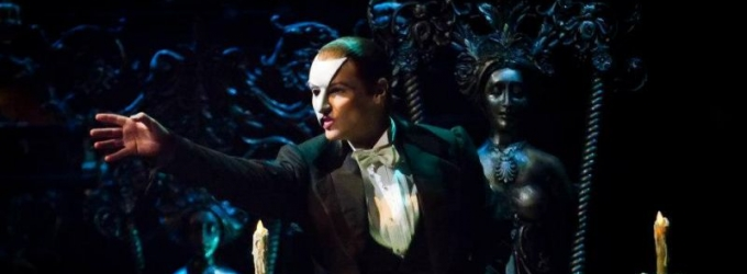STAGE TUBE: Phantoms x3! THE PHANTOM OF THE OPERA Previews at Golden Mask in Moscow