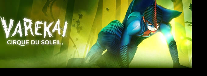 BWW Previews: VAREKAI by Cirque du Soleil Comes to Prudential Center, 8/27