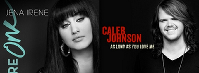 First Listen: New Original Songs from AMERICAN IDOL Finalists Jena Irene & Caleb Johnson!