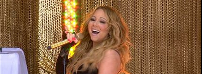 VIDEO: Mariah Carey Premieres New Song & More on Today's Toyota Concert Series