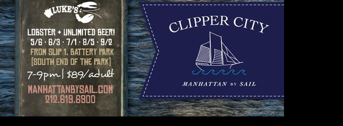 BWW Previews: LOBSTER & BEER LOVERS Cruise with Manhattan by Sail on 9/16 and 10/7