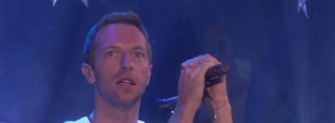 Watch Coldplay Perform 'Magic' on ELLEN