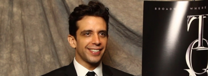 BWW TV Exclusive: Meet the 2014 Tony Nominees- BULLETS' Nick Cordero Reveals How Broadway Saved His Life