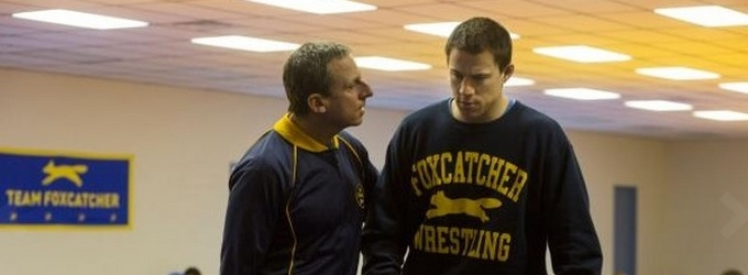 VIDEO: First Look - Steve Carell and Channing Tatum Star in FOXCATCHER