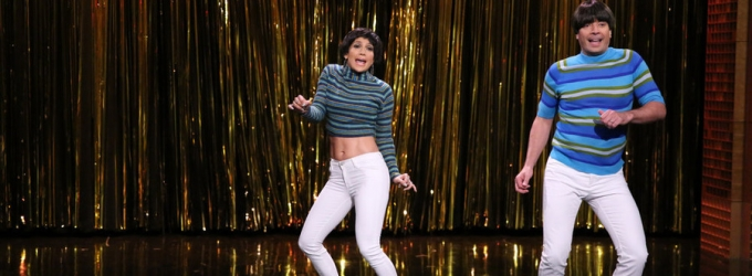 VIDEO: Jennifer Lopez & Jimmy Fallon Perform 'Tight Pants' on TONIGHT