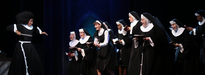 PHOTO FLASH: 'Sister Act, el musical' (Barcelona)