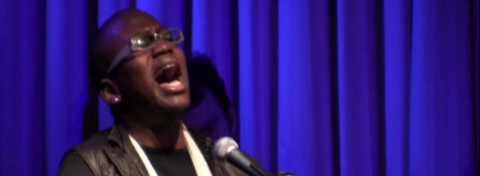 BWW TV Exclusive: CUTTING-EDGE COMPOSERS CORNER- Tituss Burgess Sings 'I'll Be Alright'