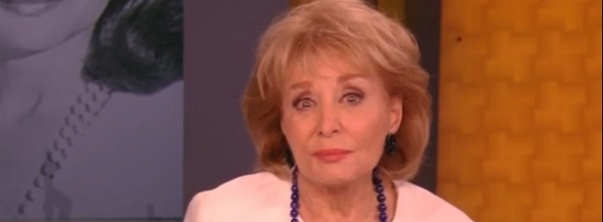 VIDEO: Watch Barbara Walters Final Farewell to THE VIEW & More