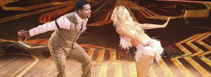DANCING WITH THE STARS Jams Out During Week Two-Updating LIVE!