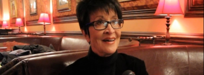 BWW TV: Chita Rivera Previews New Year's Eve Shows at 54 Below!
