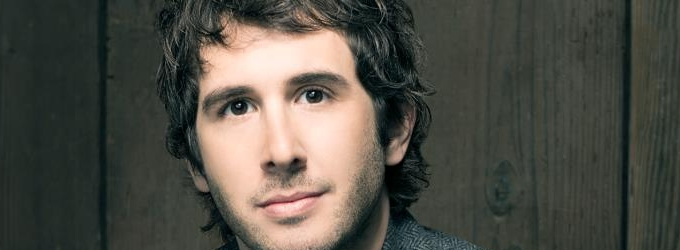 Josh Groban Set For Special Facebook Q&A Today