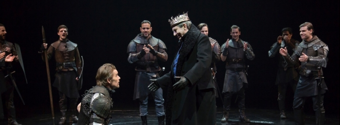 BWW TV: Watch Highlights from Ethan Hawke-Led MACBETH on Broadway!