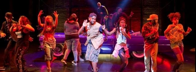 BWW Reviews: New Broadway Musical HOLLER IF YA HEAR ME Shines Light on Music of Tupac Shakur
