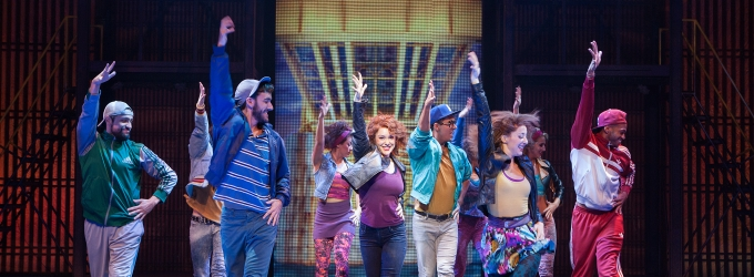 BWW Reviews: FLASHDANCE THE MUSICAL Shaped by 'Experience'