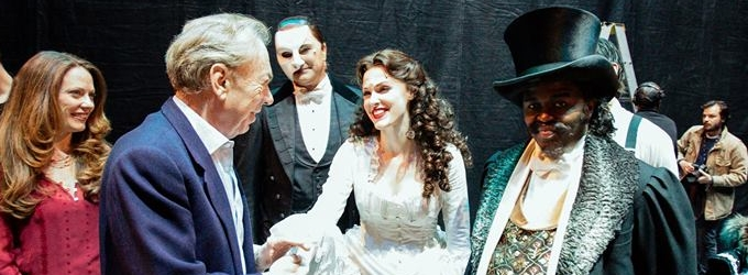 Andrew Lloyd Webber Talks Longevity Of THE PHANTOM OF THE OPERA On Broadway & Beyond