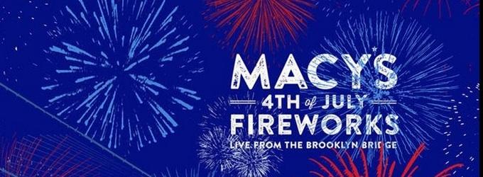 Ariana Grande, Miranda Lambert, Hunter Hayes & More to Perform on MACY'S FOURTH OF JULY FIREWORKS SPECTACULAR