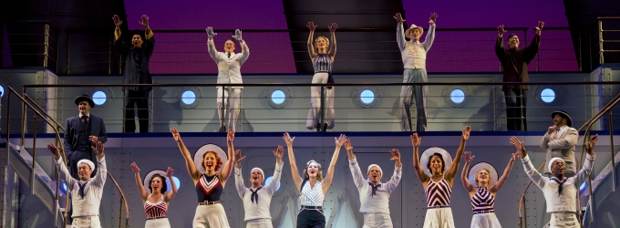 BWW Reviews: ANYTHING GOES Does Everything Right and is a Real Dazzler