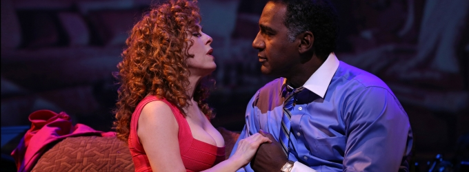 BWW TV EXCLUSIVE: Bernadette Peters, Norm Lewis, Jeremy Jordan & Cyrille Aimee in Highlights from Encores! A BED AND A CHAIR!