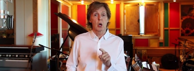 VIDEO: Paul McCartney Declares 'I Feel Great'; Ready to Resume Tour!