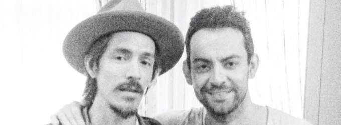 Ben Forster & Brandon Boyd Post Pic Following JESUS CHRIST SUPERSTAR Arena Tour Cancellation