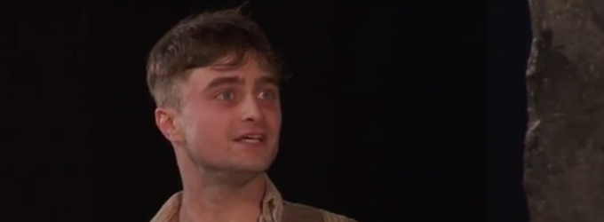STAGE TUBE: Sneak Peek of Daniel Radcliffe & More in Broadway-Bound THE CRIPPLE OF INISHMAAN