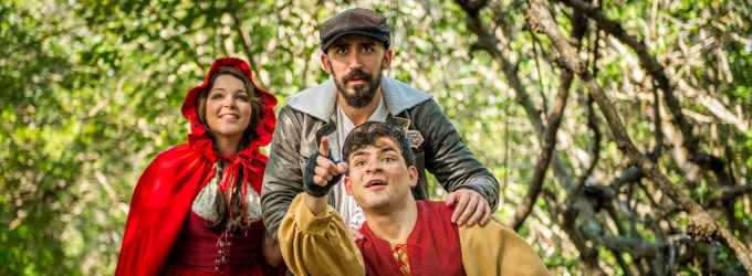 Photo Flash: Sneak Peek at Arielle Jacobs, Annemarie Rosano and More in INTO THE WOODS at Arsht Center