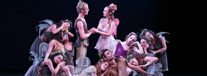 BWW Reviews: ARB's A MIDSUMMER NIGHT'S DREAM Preview at Hamilton Stage in Rahway