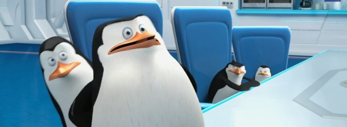 VIDEO: Watch First Clip from DreamWorks' PENGUINS OF MADAGASCAR