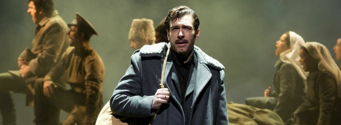 Snowed In... DOCTOR ZHIVAGO to Close on Broadway This Sunday