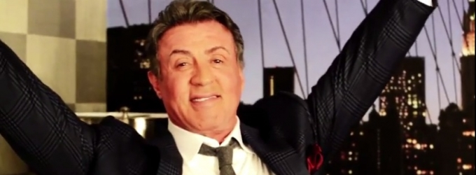 STAGE TUBE: Sylvester Stallone, Robert De Niro & More Belt Out ROCKY's Theme Song!
