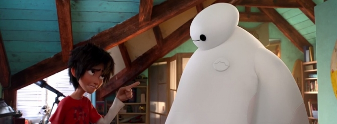 VIDEO: Get a First Look at Disney Animation's Next Feature Film BIG HERO 6
