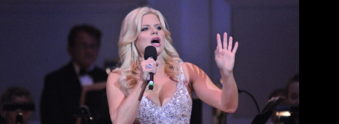 Megan Hilty Sings SMASH, WICKED & More Broadway Showstoppers At BOSTON POPS FIREWORKS SPECTACULAR!