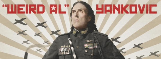 Weird Al Yankovic's MANDATORY FUN is First Comedy Album to Hit #1 Since 1963