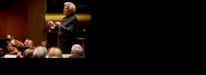 BWW Reviews: DOHNANYI DOES DVORAK at Avery Fisher Hall