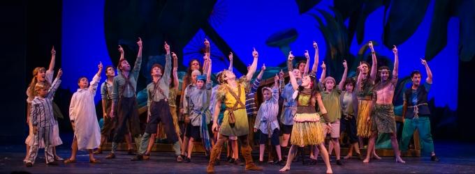 BWW Reviews: PETER PAN is Enchanting! Arizona Broadway Theatre's Production is a Triumph! Errigo is Amazing!